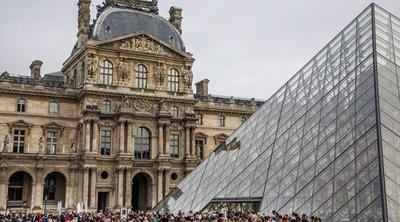 Περίπου 1,1 εκατ. επισκέπτες θαύμασαν την έκθεση για τα 500 χρόνια από τον θάνατο του Λεονάρντο Ντα Βίντσι στο Λούβρο