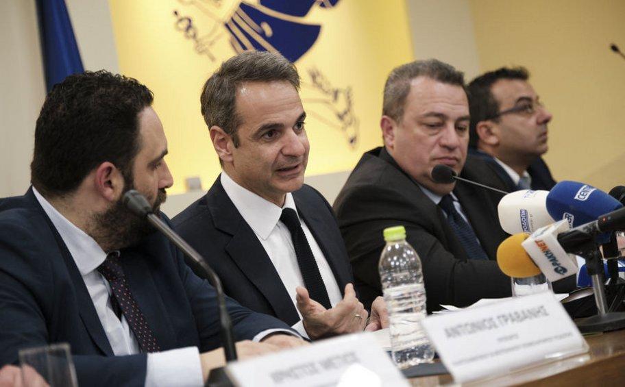 Μητσοτάκης από τη Θράκη: Τα ζητήματα της μουσουλμανικής μειονότητας ρυθμίζονται από τη Συνθήκη της Λωζάνης