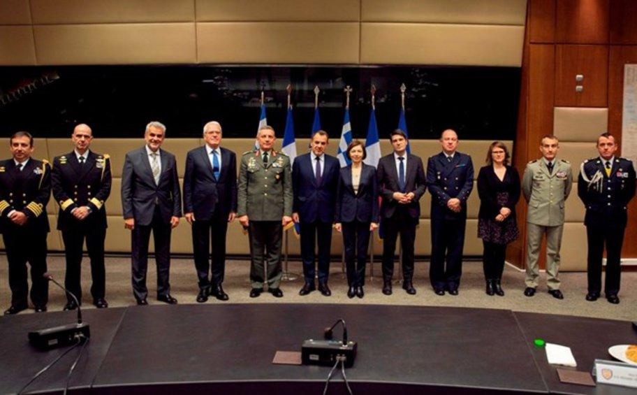 Έρχονται μαχητικά Rafale και Γάλλοι πεζοναύτες - Τα επόμενα βήματα της στρατηγικής συνεργασίας