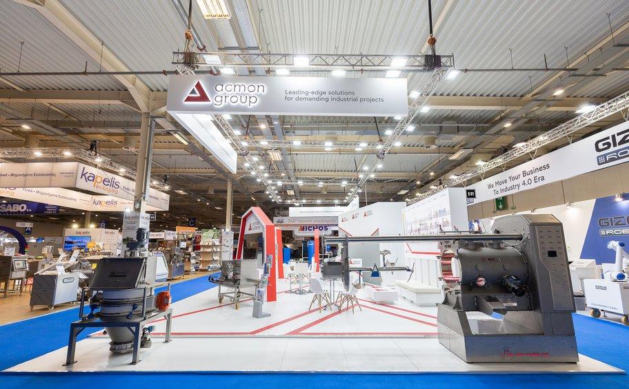 Acmon Systems: Το μοναδικό εργοστάσιο παραγωγής EPS