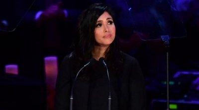 Ο συγκλονιστικός λόγος της Βανέσα Μπράιαντ: Κόμπι να προσέχεις την Τζίτζι