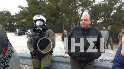 Μυτιλήνη: Μηνυτήρια αναφορά του δημάρχου Δ. Λέσβου για τις εργασίες κατασκευής δρόμου προς τη θέση «Καβακλή»