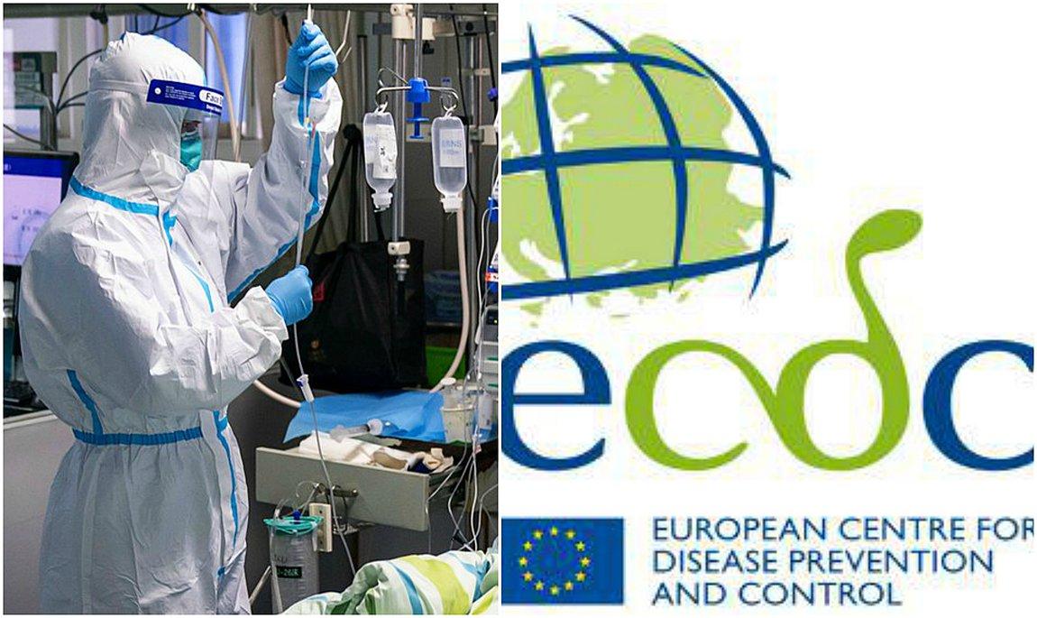 Ευρωπαϊκό Κέντρο Ελέγχου Νοσημάτων: Πιθανόν η Ευρώπη να δει παρόμοιες εξελίξεις όπως στην Ιταλία