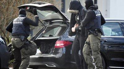 Γερμανία: Η ακροδεξιά ομάδα «S» σχεδίαζε επιθέσεις εναντίον ηγετικών στελεχών των Πρασίνων