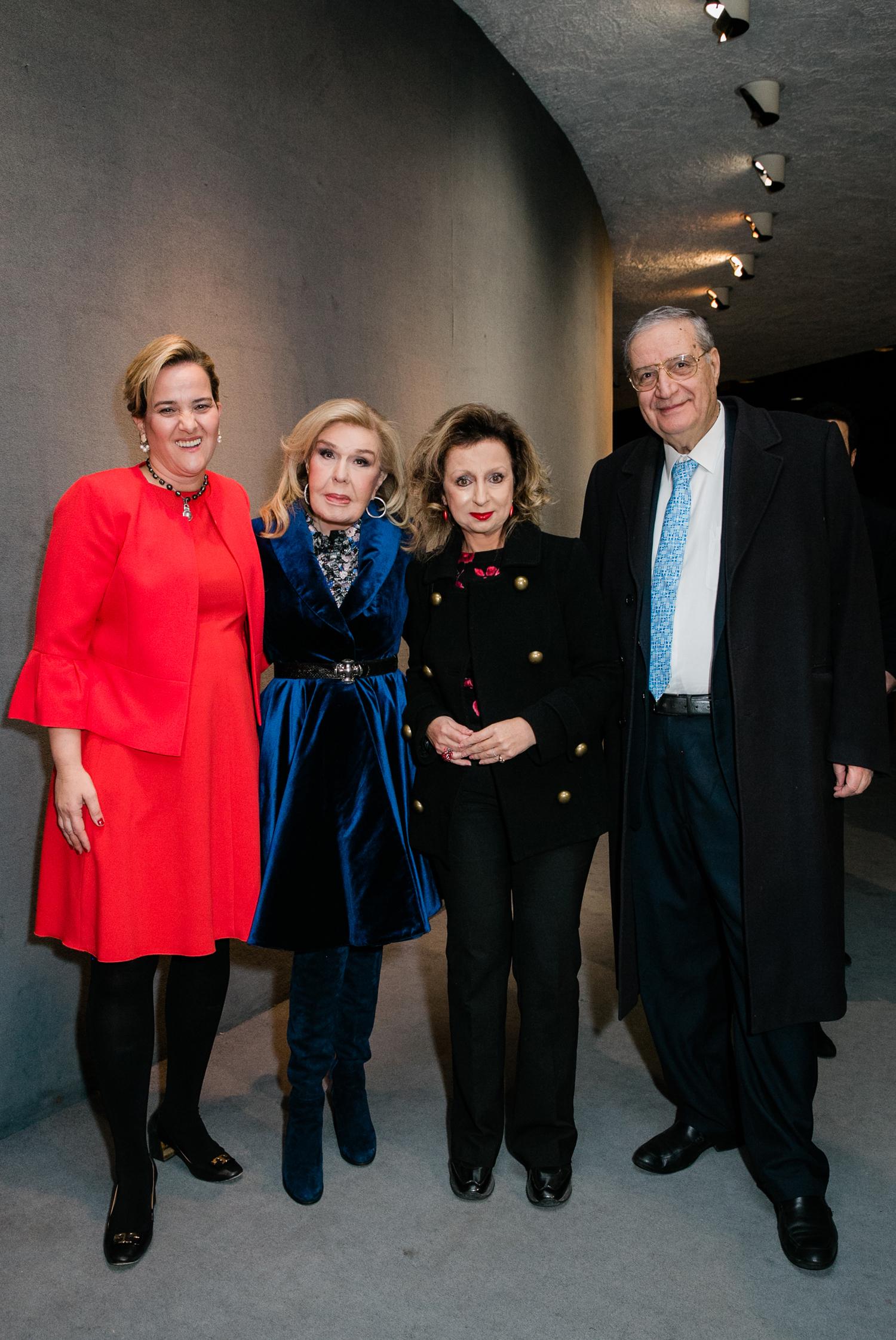 Ρίτα Μωραιτάκη, Μαριάννα Β. Βαρδινογιάννη, Αγγελική Κουτίβα, Αλέξανδρος Μωραιτάκης