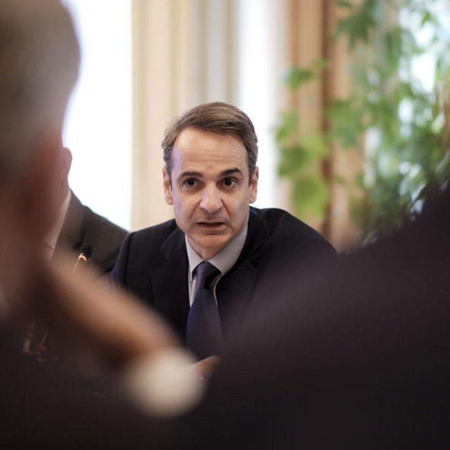 Εντολή Μητσοτάκη να φύγουν τα ΜΑΤ - Στο Μαξίμου δήμαρχοι-περιφερειάρχης Β.Αιγαίου - ΣΥΡΙΖΑ: Είστε υπεύθυνος για το χάος