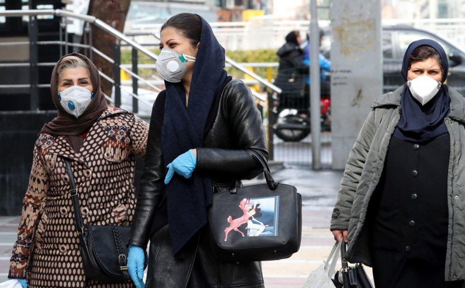 Νέα μέτρα στο Ιράν για τον κορωνοϊό: Υποχρεωτική η χρήση της μάσκας - Άλλοι 148 θάνατοι