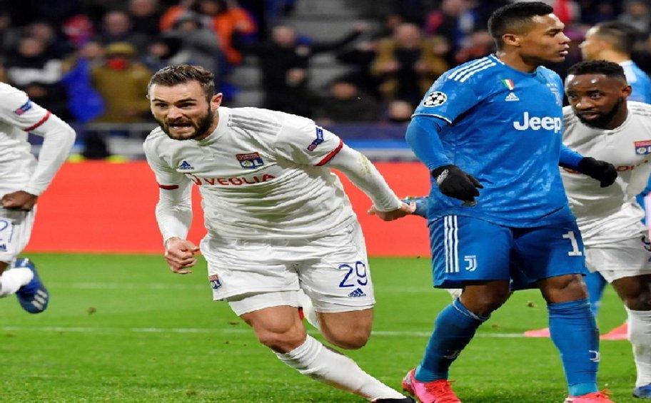 Η Λιόν βάζει δύσκολα στη Γιουβέντους (1-0) - BINTEO