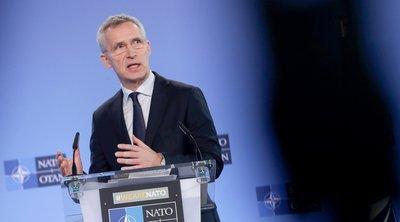 Το ΝΑΤΟ καλεί τη Ρωσία και το καθεστώς Άσαντ να σταματήσουν τις επιθέσεις στη Συρία - Εκφράζει αλληλεγγύη στην Τουρκία
