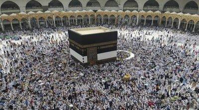 Αίγυπτος: Χιλιάδες οι ακυρώσεις προσκυνητών στη Μέκκα