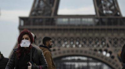 Στο Παρίσι απαγορεύτηκαν οι υπαίθριες αθλητικές δραστηριότητες από τις 10 πμ ως τις 7 μμ