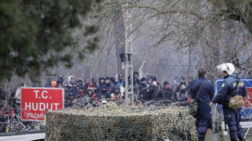 Σε ένα 24ωρο αποτρέψαμε την είσοδο 10.000 μεταναστών λέει η κυβέρνηση - Έγιναν 73 συλλήψεις