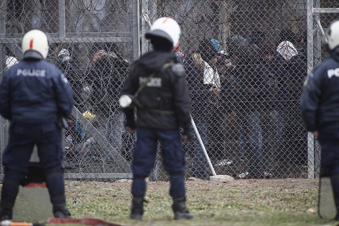 Μαζεύουν υπογραφές στην Τουρκία για να δικαστεί η Ελλάδα για τον «θάνατο μεταναστών στον Έβρο»