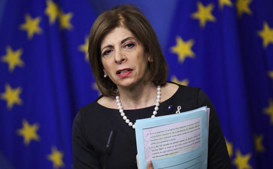 Επίτροπος Υγείας Στέλλα Κυριακίδου: Να ενισχυθεί ο έλεγχος της εξάπλωσης των μεταλλάξεων του κορωνοϊού