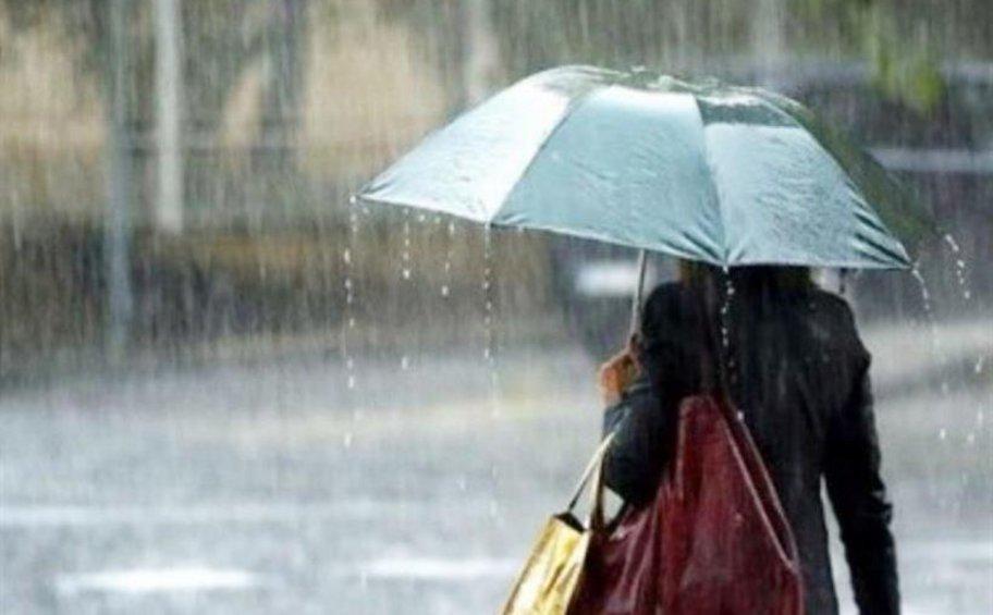 Τοπικές βροχές και σποραδικές καταιγίδες σε όλη τη χώρα - Μικρή άνοδος της θερμοκρασίας