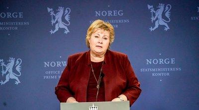 Την άρση μέρους των περιοριστικών μέτρων αποφάσισε η πρωθυπουργός της Νορβηγίας