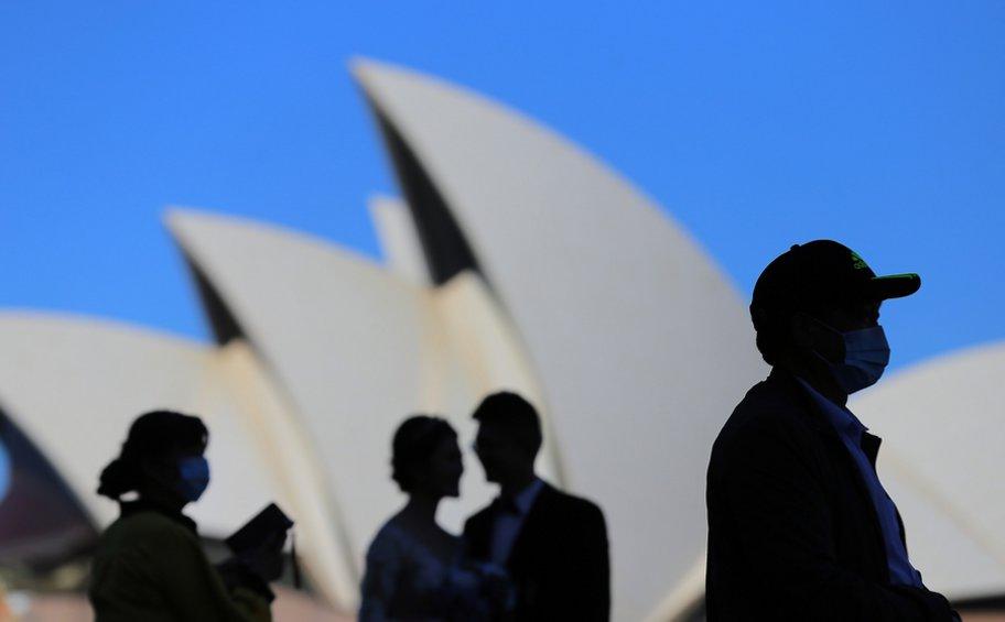 Αυστραλία-κορωνοϊός: Ξέσπασμα του παραλλαγμένου στελέχους Δέλτα-Το Σίδνεϊ αντιμετωπίζει την «πιο τρομακτική περίοδο» της πανδημίας