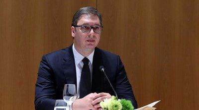 Σερβία: Περιοριστικά μέτρα για την αντιμετώπιση της έξαρσης του κορωνοϊού ανακοίνωσε ο Αλ. Βούτσιτς