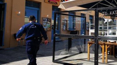 Σε 333 ανήλθαν συνολικά οι παραβάσεις των μέτρων για το κορωνοϊό χθες σε όλη την Ελλάδα
