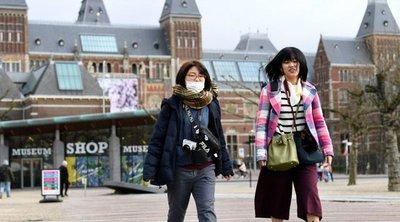 Ολλανδία-κορωνοϊός: Σε νέο υψηλό τα ημερήσια κρούσματα