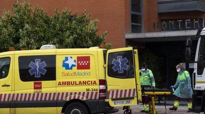 Ισπανία-κορωνοϊός: Σημαντική αύξηση του αριθμού των νεκρών σε μια ημέρα