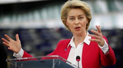 Έκκληση Φον Ντερ Λάιεν για συμφωνία στην πρόταση της Κομισιόν – Τι απαντά στους «4»