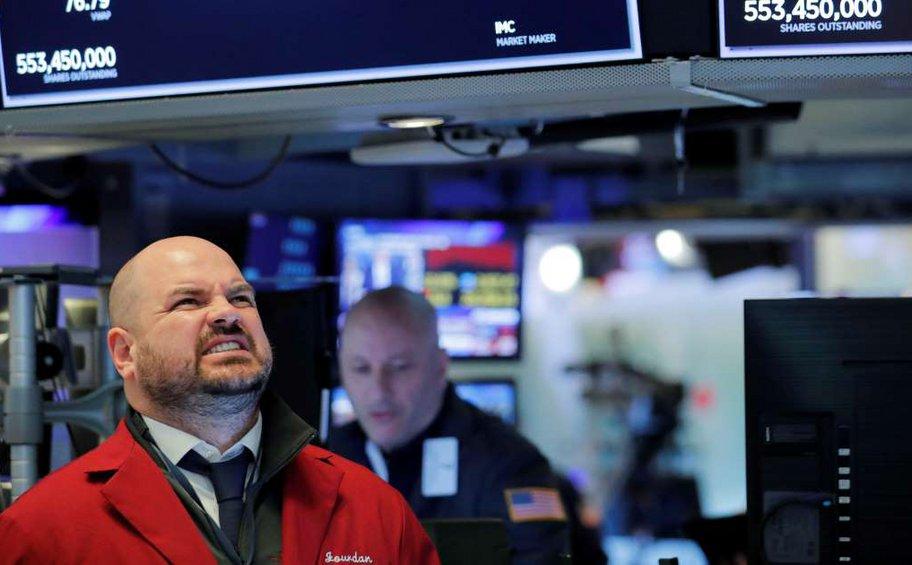 ΗΠΑ-Χρηματιστήριο: Κλείσιμο με πτώση κατά σχεδόν 23 μονάδες για τον Dow Jones