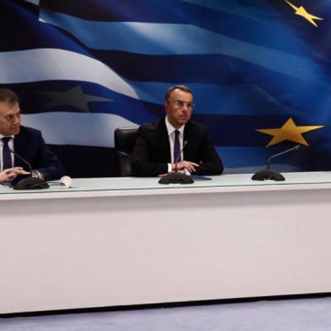 Τα νέα μέτρα στήριξης επιχειρήσεων και εργαζομένων - Σε 1,7 εκατ. μισθωτούς τα 800 ευρώ