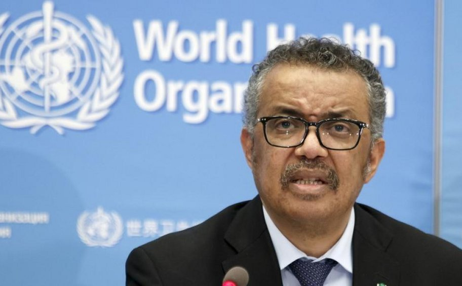 Σχεδόν 20 χώρες της ΕΕ προτείνουν να ηγηθεί εκ νέου του Παγκόσμιου Οργανισμού Υγείας ο Γκεμπρεγεσούς