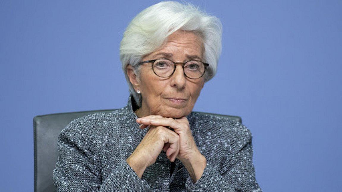Κρ. Λαγκάρντ: ''Η ΕΚΤ δεσμεύεται να επιμείνει στη χαλαρή νομισματική πολιτική για να επιτύχει τον στόχο της για τον πληθωρισμό''