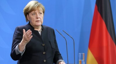 Μέρκελ: Σοβαρή η ένταση Ελλάδας και Τουρκίας στην Ανατολική Μεσόγειο