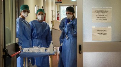 Συγκίνηση και χειροκροτήματα στο Μπέργκαμο: Άδειασαν οι ΜΕΘ από ασθενείς με κορωνοϊό μετά από… 137 ημέρες