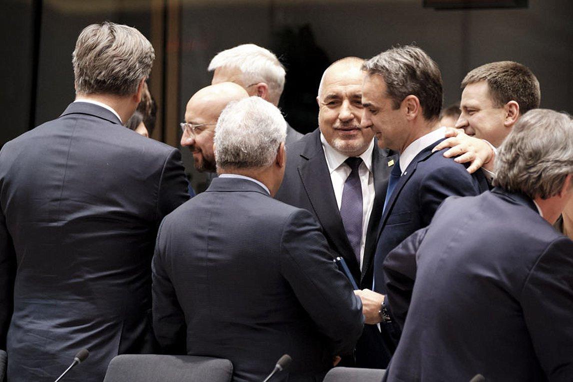 Κονδύλια και «Ομόλογο-Corona» ζητούν εννέα Ευρωπαίοι ηγέτες