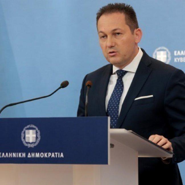 Πέτσας: Έτοιμη για αυστηροποίηση των μέτρων απαγόρευσης κυκλοφορίας η κυβέρνηση