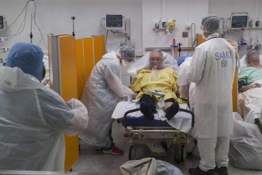 Γαλλία-Κορωνοϊός: Συνεχίζεται η μείωση του αριθμού των νοσηλευομένων