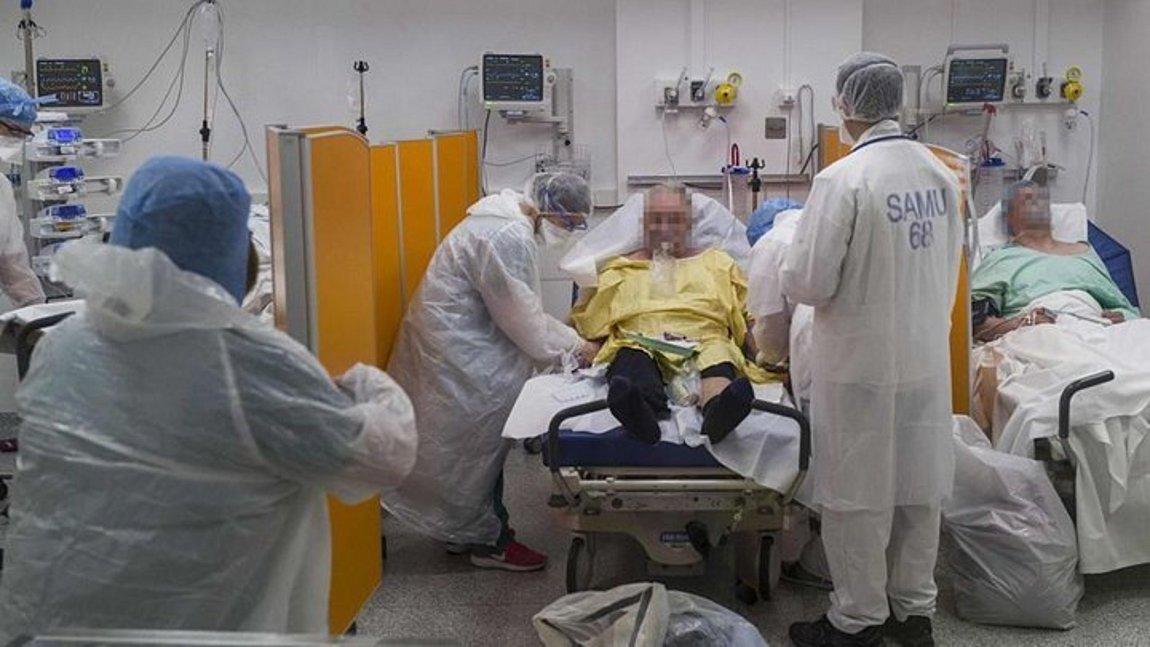 Γαλλία-κορωνοϊός: 334 νέοι θάνατοι το τελευταίο 24ωρο, σε σύνολο ...