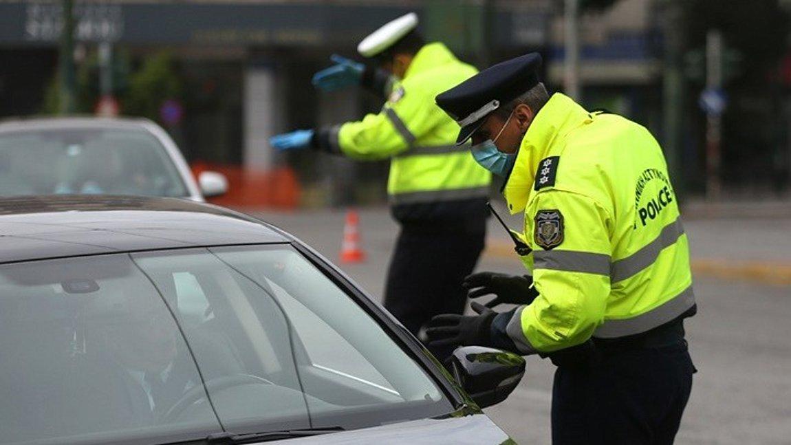 Στις 1.143 οι παραβάσεις απαγόρευσης κυκλοφορίας την Παρασκευή - 9 συλλήψεις για λειτουργία καταστημάτων