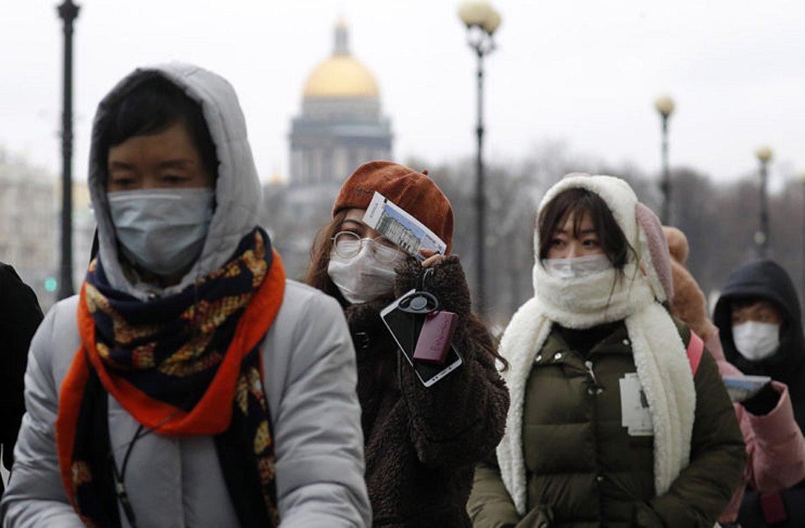 Η Ρωσία κλείνει από τη Δευτέρα τα σύνορά της για να περιορίσει την πανδημία