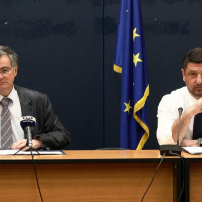 Τσιόδρας: 6 νεκροί σήμερα, 59 συνολικά - 1613 κρούσματα στην Ελλάδα - Χαρδαλιάς: Κλείνουν οι παραλίες Πάτρας και Βόλου