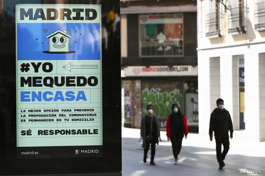 Κορωνοϊός: Νέο ρεκόρ θανάτων στην Ισπανία, γρήγορη εξάπλωση σε ΗΠΑ, Βρετανία, Γαλλία