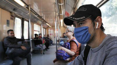 Μεξικό-κορωνοϊός: 625 νέοι θάνατοι, 4.346 νέα κρούσματα σε 24 ώρες