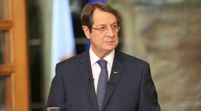 Κύπρος: Νέα δέσμη μέτρων στήριξης της οικονομίας, ανακοίνωσε ο Ν. Αναστασιάδης