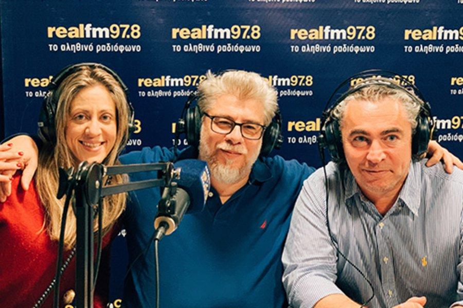 Ο Δ. Χωριανόπουλος στην εκπομπή των Γ. Χουδαλάκη – Ιωσ. Καλαμαράκη – Στ. Κασίμη (1-4-2020)