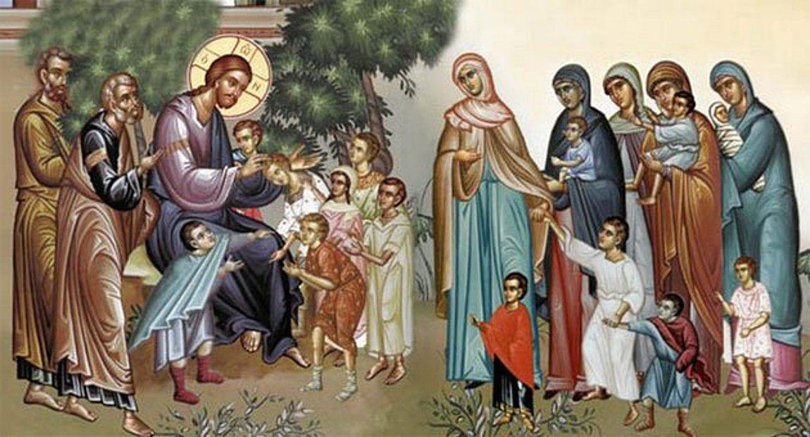 Διαδικτυακή κατήχηση για τα παιδιά από την Ιερά Μητρόπολη Κίτρους στην Κατερίνη