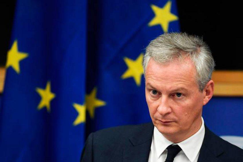 Τη δημιουργία κοινού ευρωπαϊκού ταμείου που θα εκδίδει «κορωνο-ομόλογα» πρότεινε ο Γάλλος ΥΠΟΙΚ Μπρούνο Λεμέρ
