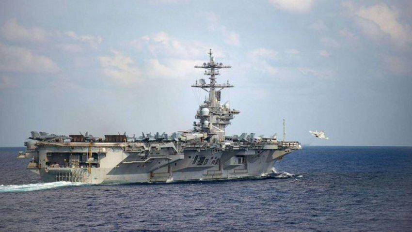 «Οχι» από το Πεντάγωνο στη δραματική έκκληση του πλοιάρχου για εκκένωση του αεροπλανοφόρου με τουλάχιστον 100 κρούσματα κορωνοϊού