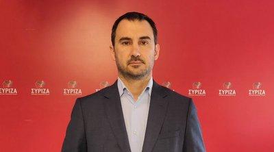 Χαρίτσης: Παρωχημένες πολιτικές στο σχέδιο Πισσαρίδη, μεταφέρει το βάρος στην κοινωνική πλειοψηφία