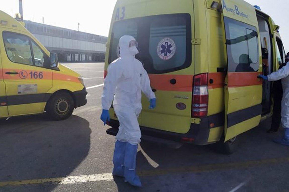 Κορωνοϊός: Κατέληξε 51χρονος από την Καστοριά - Συνολικά 51 οι νεκροί στην Ελλάδα