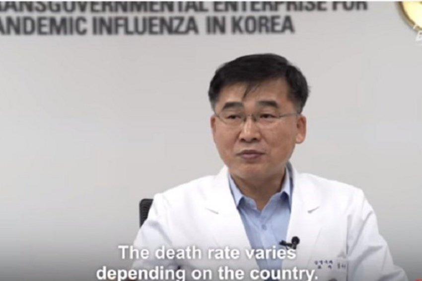 Κορυφαίος Νοτιοκορεάτης γιατρός βάζει τέλος στα fake news για τον κορωνοϊό
