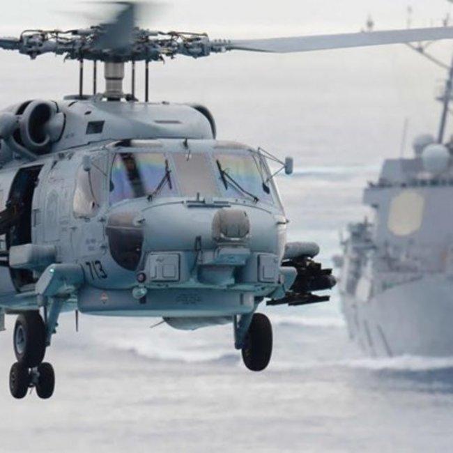Οι ΗΠΑ «βάζουν πλάτη» στο Πολεμικό Ναυτικό της Ελλάδας